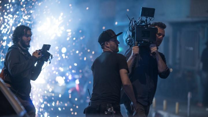 1. Filming 'Matar a Jesús' on location in Columbia - PHOTO Héctor León Alvaraz