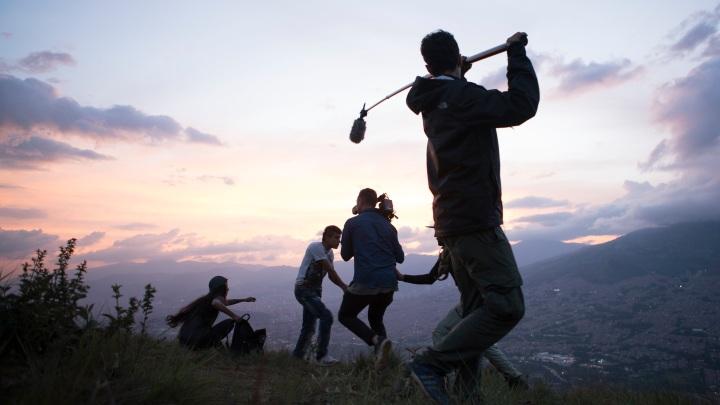 11. Filming 'Matar a Jesús' on location in Columbia - PHOTO Héctor León Alvaraz