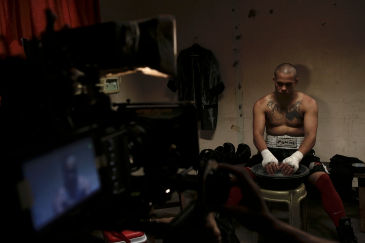 Jamie is played by Chad McKinney in 'Beast' - PHOTO Geric Cruz copy