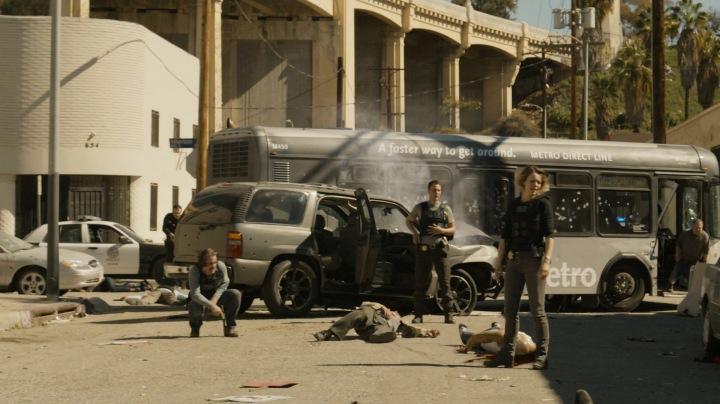 1. The shootout scene from 'True Detective' - DOP Nigel Bluck ACS