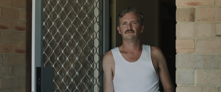 John (Stephen Curry) in a scene from 'Hounds of Love' - DOP Michael McDermott