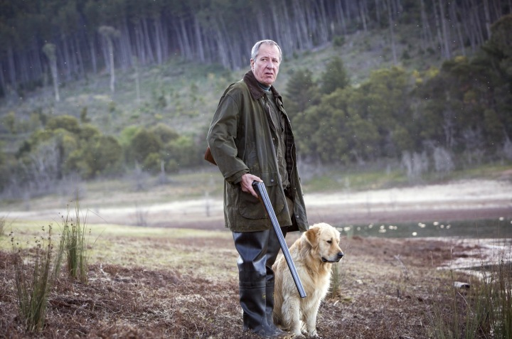 Geoffrey Rush in 'The Daughter' - DOP Andrew Commis ACS, PHOTO Mark Rogers